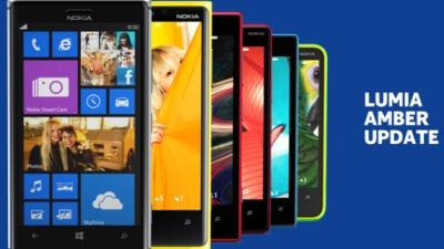 Lộ bản ROM Amber cho Lumia 820 và 920