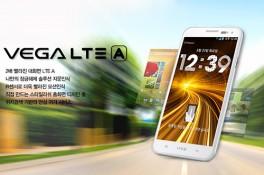 Pantech ra mắt Vega LTE-A: màn 5.6 inch Full-HD, Snapdragon 800, cảm biến vân tay