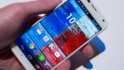 Motorola giải thích về hiệu năng của Moto X và lý do không dùng Android 4.3