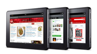 Amazon  có thể bán 5 triệu Kindle Fire vào tháng 1/2012