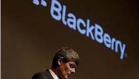 BlackBerry mất cùng lúc 3 giám đốc điều hành