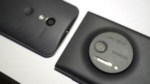 Moto X đọ chụp ảnh thiếu sáng với Lumia 1020