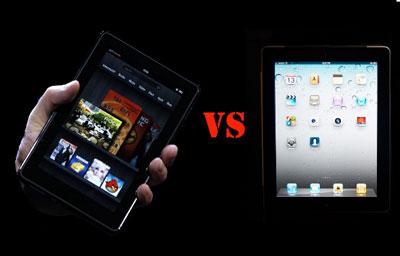 """Amazon """"dìm hàng"""" iPad 2"""