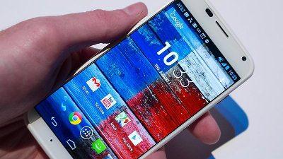 Moto X sẽ lật đổ iPhone?