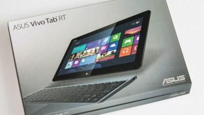 ASUS ngừng phát triển tablet Windows RT