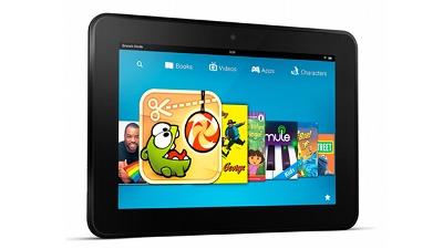 Kindle Fire HD giảm giá còn 3,4 triệu đồng