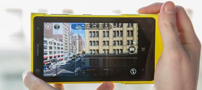 Nóng cuộc đua công nghệ máy ảnh trên smartphone