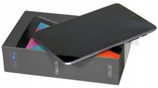 Nexus 7 2013 lại dính lỗi màn hình cảm ứng