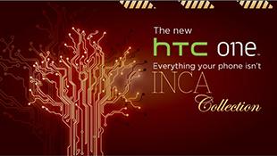 Nhật Cường sắp ra HTC One mạ vàng họa tiết INCA