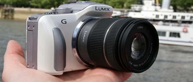 Đánh giá máy ảnh số Panasonic Lumix DMC-G3