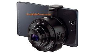 Sony sắp ra ống kính chuyên dụng cho smartphone?
