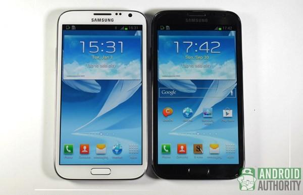 Galaxy Note III được trang bị RAM 3GB