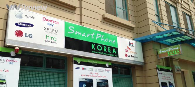 Smartphone Hàn Quốc: tất cả những gì bạn cần biết