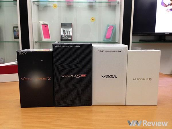 Điện thoại Hàn Quốc Tiến Cường Mobile