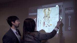 Microsoft tung ra công nghệ màn hình cảm ứng cho mọi mặt phẳng