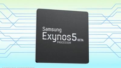 Galaxy Note 3 bán tại Việt Nam sẽ sử dụng chip Exynos 5420