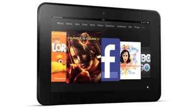 Kindle Fire HD mới sẽ có màn hình Retina?
