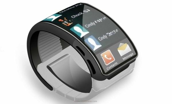 Đồng hồ Samsung Galaxy Gear có nhiều màu