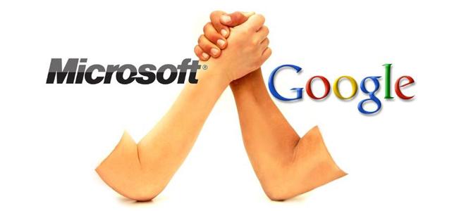 """Microsoft lại """"khiêu chiến"""" với Google"""