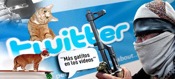 """Al Qaeda """"mượn"""" Twitter để kích động khủng bố"""