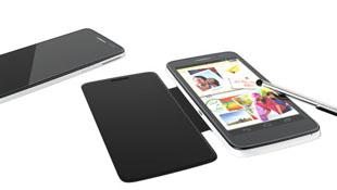 Lộ diện đối thủ mới của Galaxy Note III