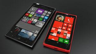 Phablet đầu tiên của Nokia chạy Windows Phone