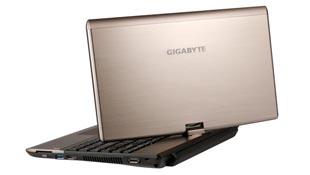 "Laptop ""3 trong 1"" của Gigabyte"