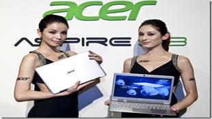 Quý II/2012, Ultrabook Acer chỉ còn 799 USD