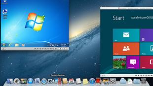 Nhờ Windows, doanh số máy Mac tăng mạnh