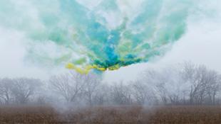 Loạt ảnh những đám mây ảo diệu từ khí Heli