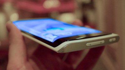 Samsung và LG sản xuất hàng loạt màn hình dẻo vào tháng 11