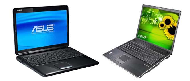 Phân biệt các dòng laptop Asus