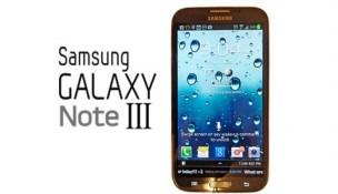 Tiếp bước Galaxy Gear, Galaxy Note III sẽ khoe sắc hồng