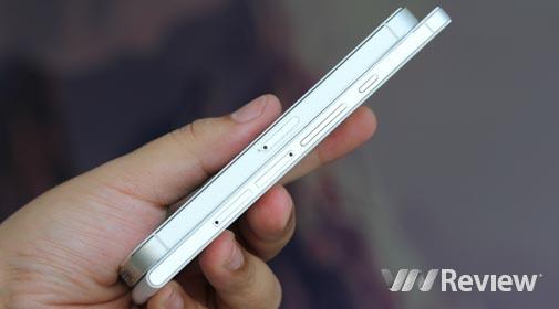 Đánh giá Huawei Ascend P6