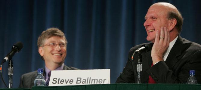 Tổng giám đốc Microsoft Steve Ballmer tuyên bố nghỉ hưu