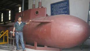 Ai đóng tàu ngầm đầu tiên của Việt Nam?