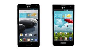 LG ra hai smartphone tầm trung có 4G LTE