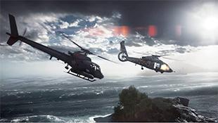 Game Battlefield 4 có cảnh chiến đấu tại quần đảo Hoàng Sa?
