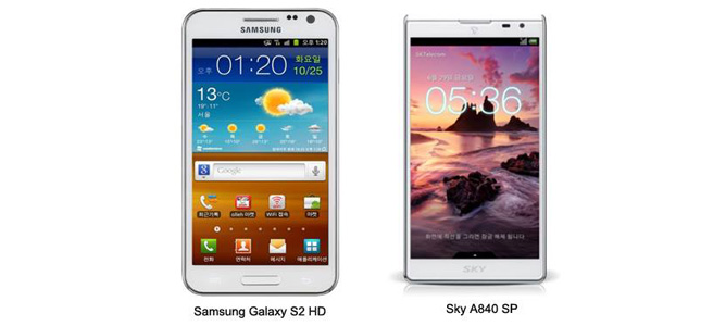 5 triệu đồng nên mua điện thoại Samsung hay SKY?