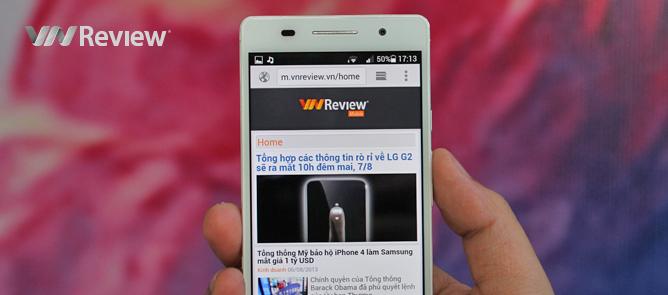 Tặng độc giả điện thoại Huawei Ascend P6