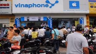 VinaPhone cũng bán iPhone 4S từ 16/12