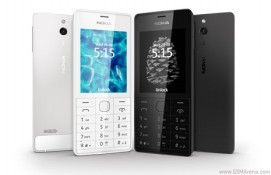 Series 40 tái xuất, Nokia bất ngờ giới thiệu điện thoại Nokia 515