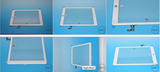 Bộ sưu tập 20 ảnh chụp mới nhất của iPad 5
