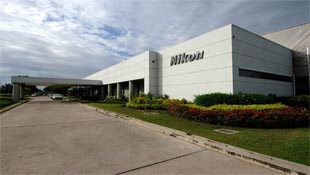 Nhà máy Nikon Thái Lan khôi phục hoạt động