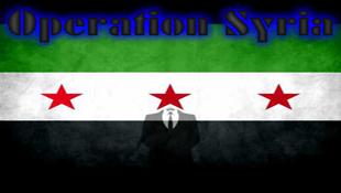 Anonymous tiến hành chiến tranh mạng chống Syria