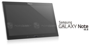 Samsung sắp ra tablet 12.2 inch?