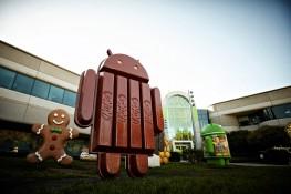 Phiên bản Android kế tiếp sẽ là Android 4.4 KitKat