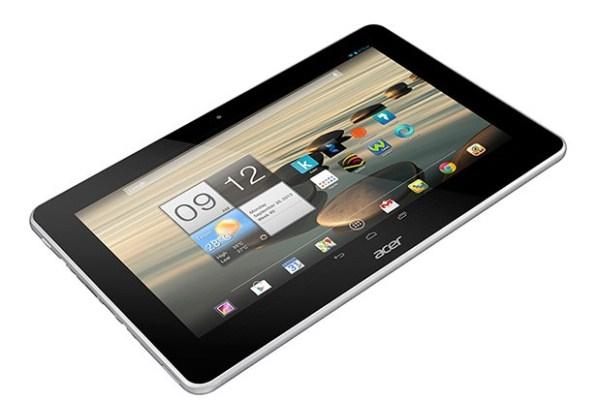 Acer Iconia A3: tablet 10 inch lõi tứ giá mềm