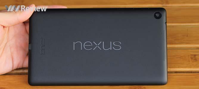 Đánh giá máy tính bảng Nexus 7 (2013)