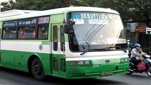 Xe buýt TP.HCM sẽ lắp wifi miễn phí